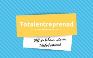 Totalentreprenad